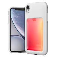 Чехол VRS Design Damda High Pro Shield для iPhone XR Yellow Peach
