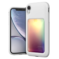 Чехол VRS Design Damda High Pro Shield для iPhone XR Orange Purple