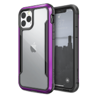 Чехол X-Doria Defense Shield для iPhone 11 Pro Фиолетовый