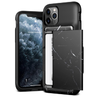 Чехол VRS Design Damda Glide Shield для iPhone 11 Pro Black Marble