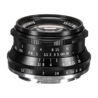 Объектив 7Artisans 35mm F1.2 Sony (E Mount)  Чёрный